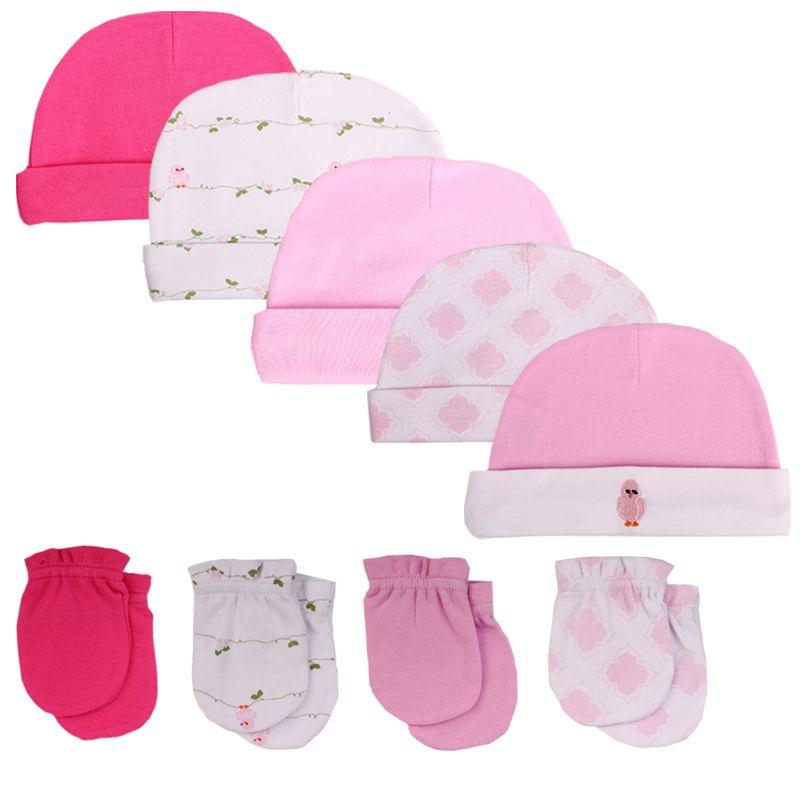 Primavera 2017 baby   kids accessori bambino cappelli e berretti 100%  cotone Bambino Ragazzo e ragazza appena nato fotografia puntelli Cap b445cd16d8