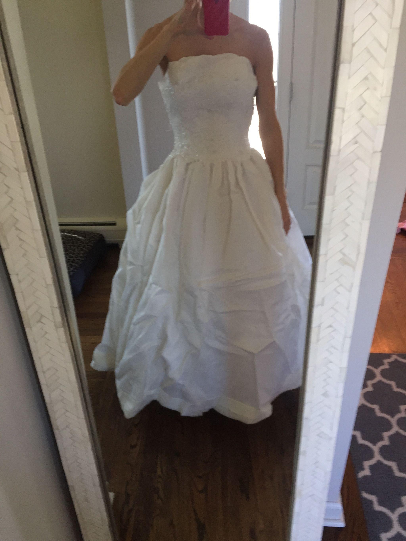 $500 wedding dress  Diamond Bride  Size   Used Wedding Dresses  wedding and