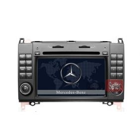 Car Dvd Player For Mercedes Benz A Class B Class W169 W245 Viano Vito With Gps Bluetooth Radio Tv Car Dvd Player For Tv Cars Car Dvd Players Mercedes Benz Vito