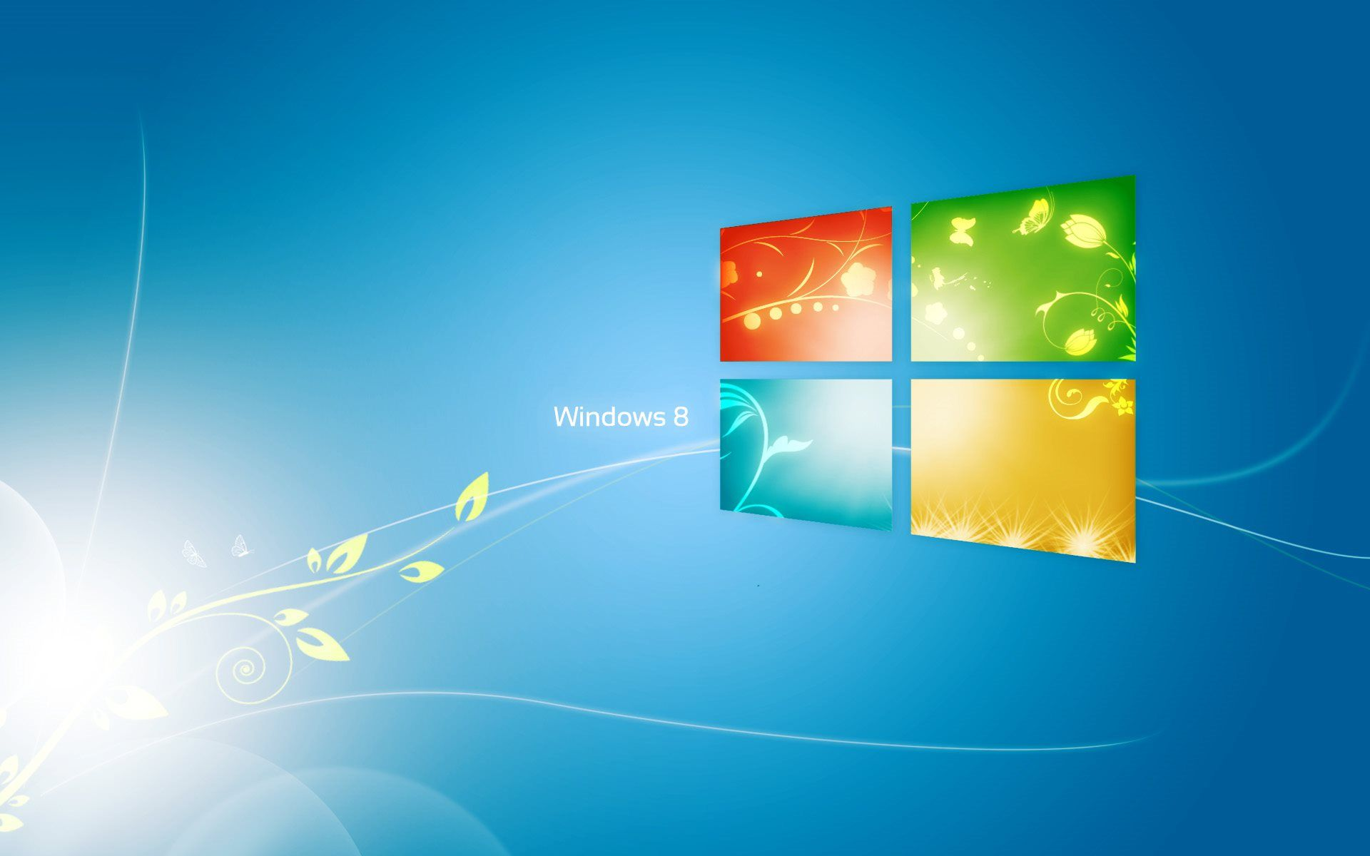 Windows 8 Blue Green Red Yellow Hd Wallpaper Windows Wallpaper New Wallpaper Hd Desktop Wallpaper