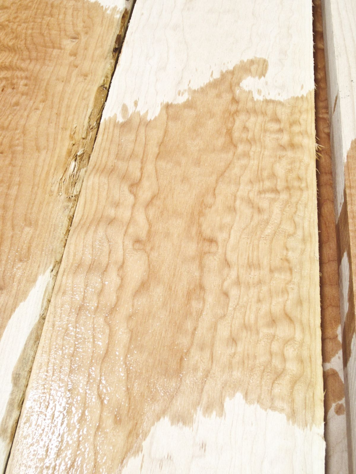 Quilted Tiger Big Leaf Maple Special Woodgrains