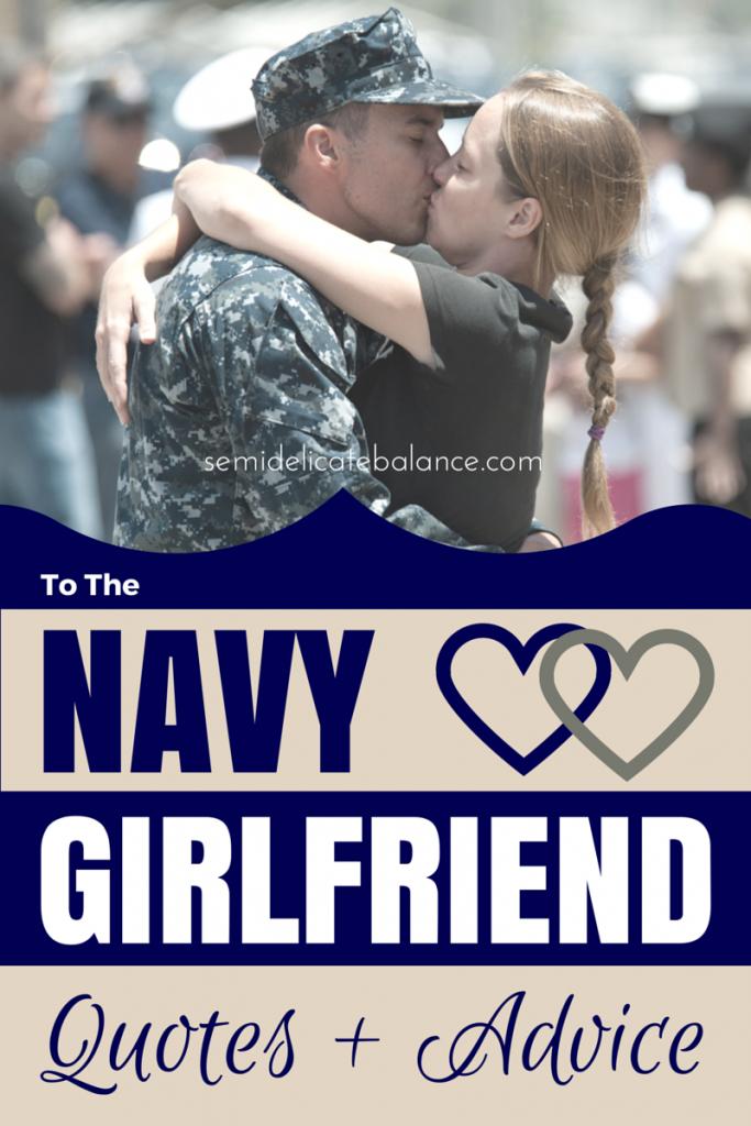 Marine girlfriend advice