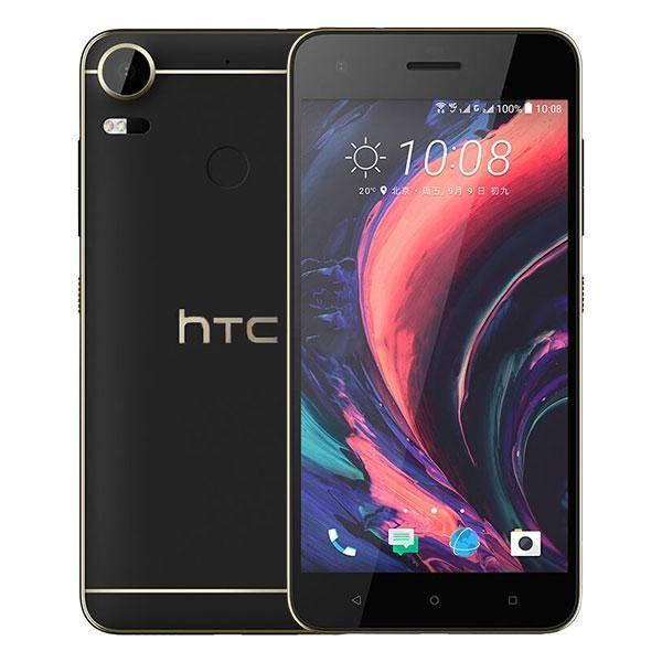 """Résultat de recherche d'images pour """"HTC Desire 10 Pro 4G Phablet - BLACK gearbest"""""""