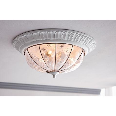 Deckenleuchte Deckenleuchten Beleuchtung Living Lampen Landhausstil Deckenleuchten Deckenlampe Flur