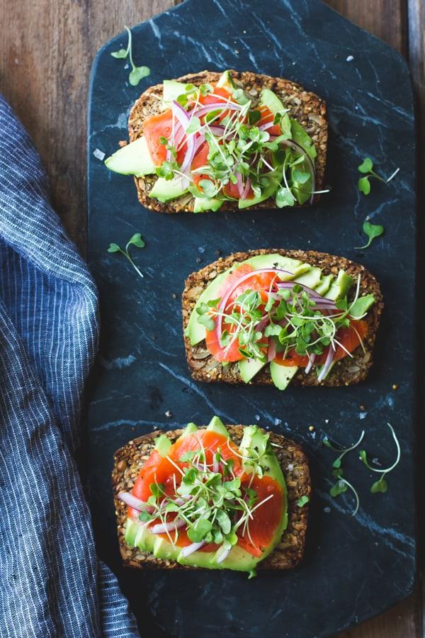 Multi-Grain Nut + Seed Bread (gluten-free + vegan)