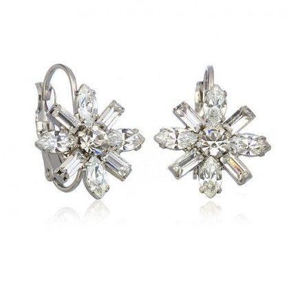 Charm & Chain | Blondell Earrings - Earrings - Jewelry