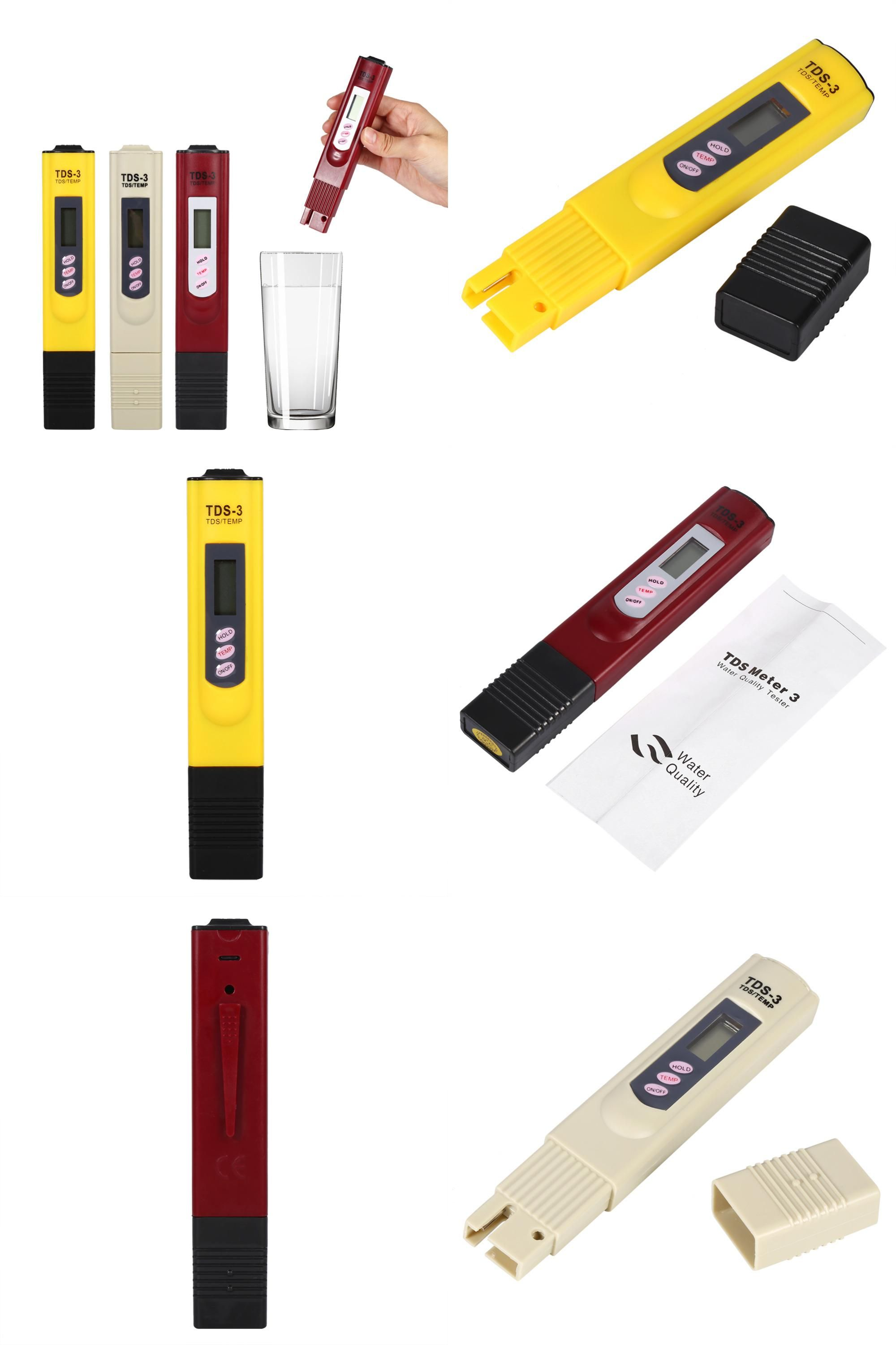 Visit To Buy Digital Tds Meter Tester Lcd Water Quality Testing Pen Purity Filter