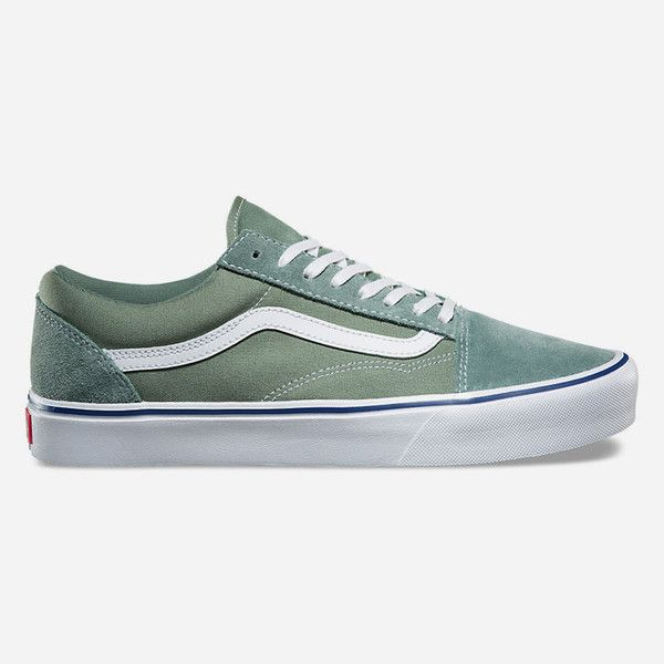 b2ddaf80d6 Vans Throwback Old Skool Lite Shoes ( 65) ❤ liked on Polyvore featuring  shoes