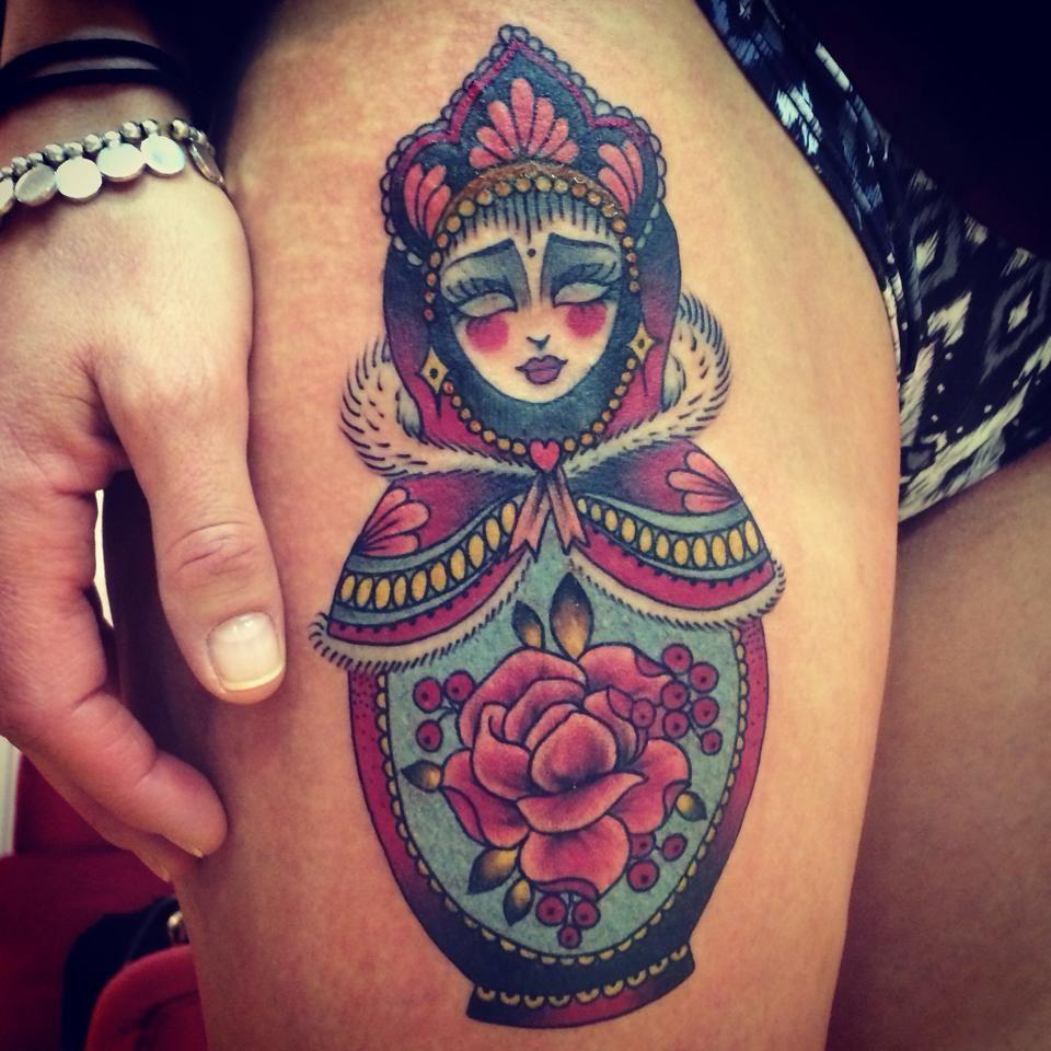 matryoshka tattoo tattoo pinterest tatouage tatouage de poup e russe et tatouage russe. Black Bedroom Furniture Sets. Home Design Ideas