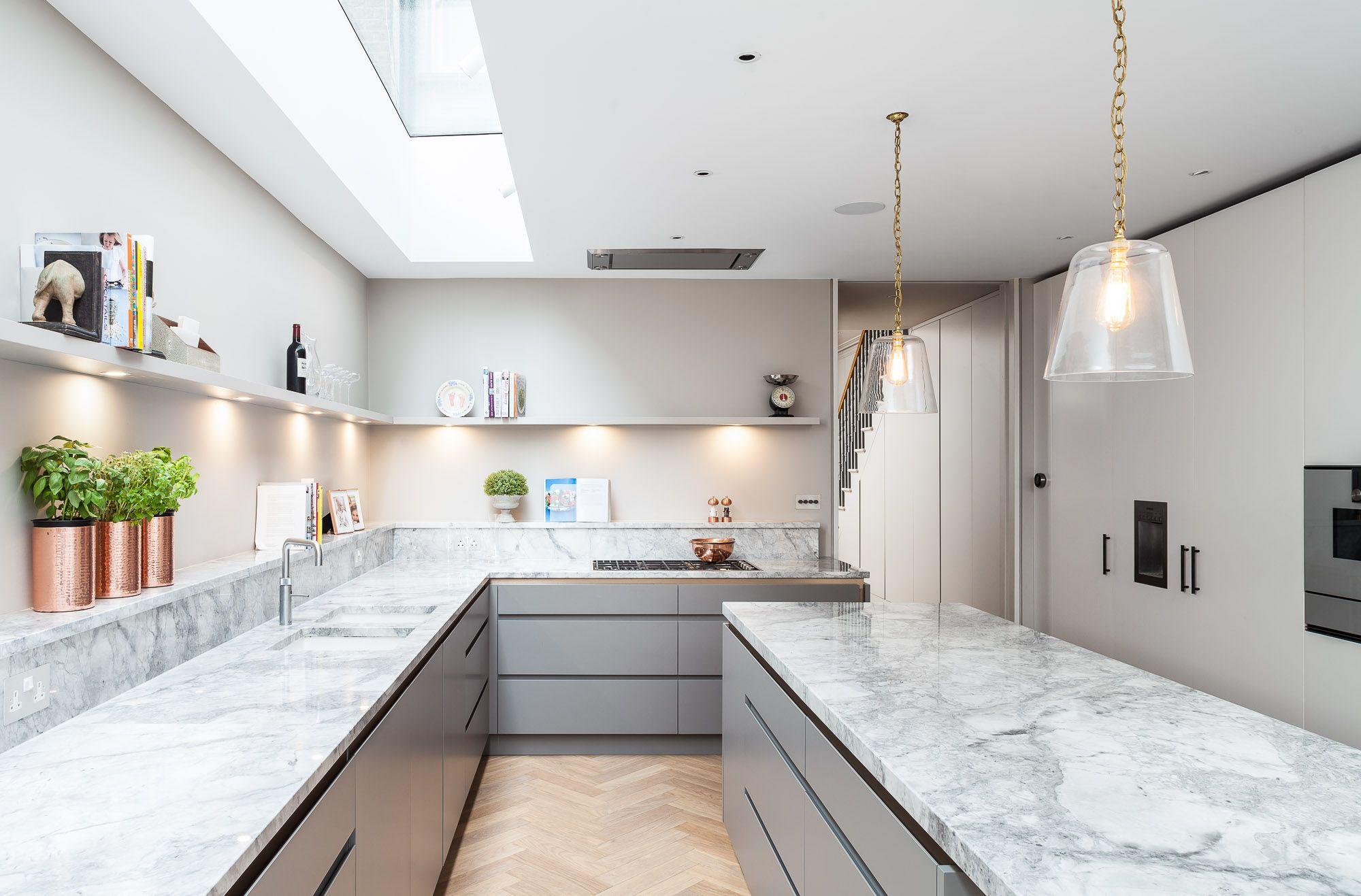 Beltran Road, Jo Cowen Architects 2016 Fulham, SW6 London Bespoke ...