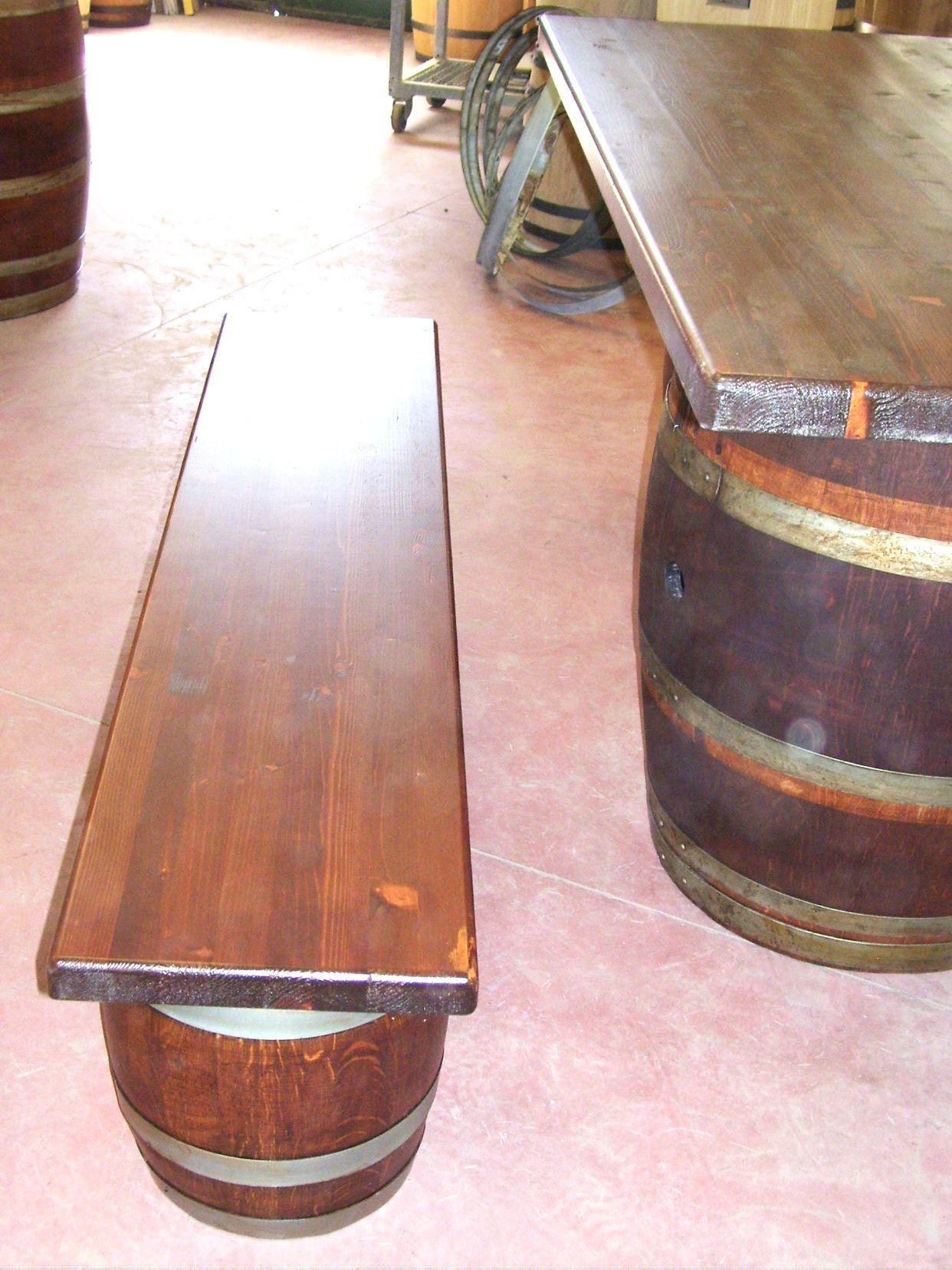 1284 Tavolo da birreria e osteria da 1,5 metri con