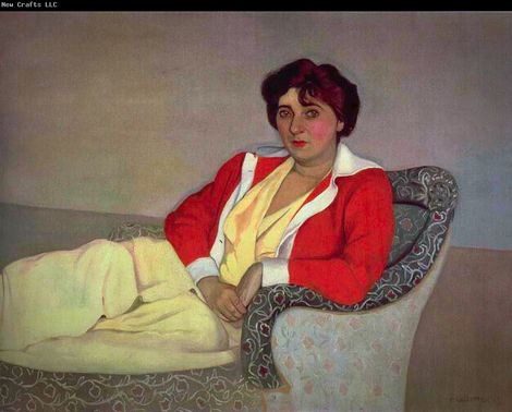 Image result for cardigan paintings vallotton