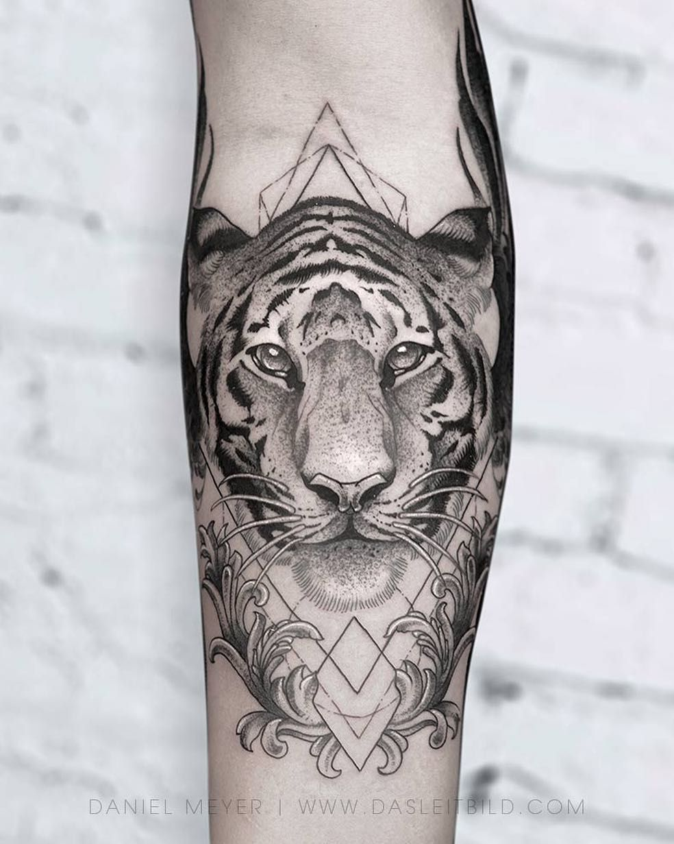 Tiger tattoo 48
