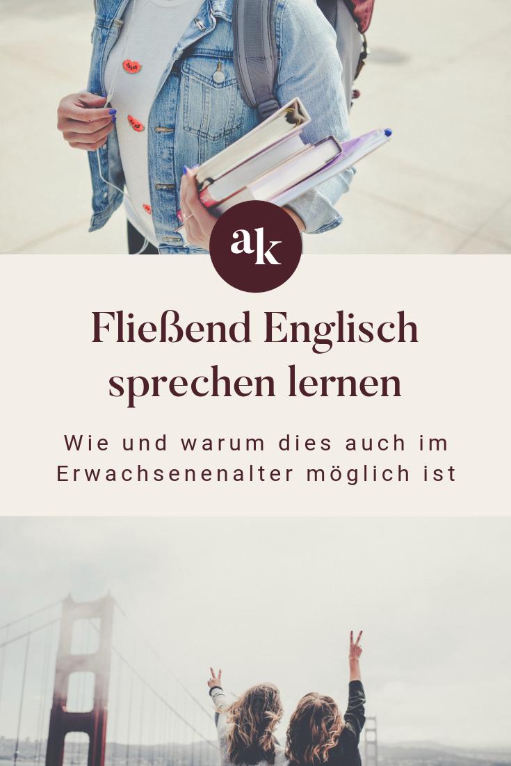 Auch im Erwachsenenalter kann man Muttersprachlerniveau