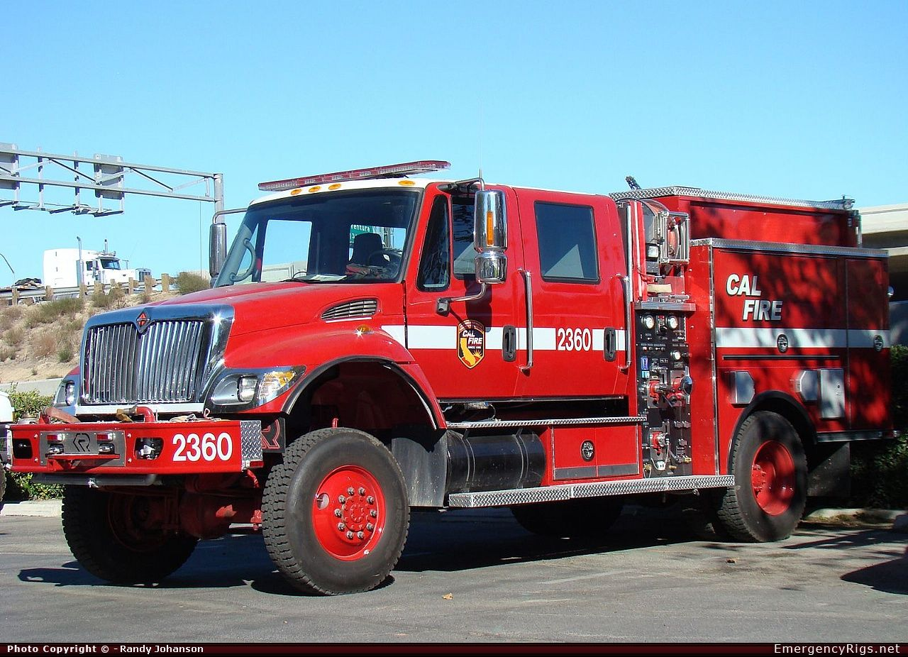 California department of forestry cdf now cal fire model 5 fire engine from the san mateo santa cruz ranger unit what i like pinterest fire