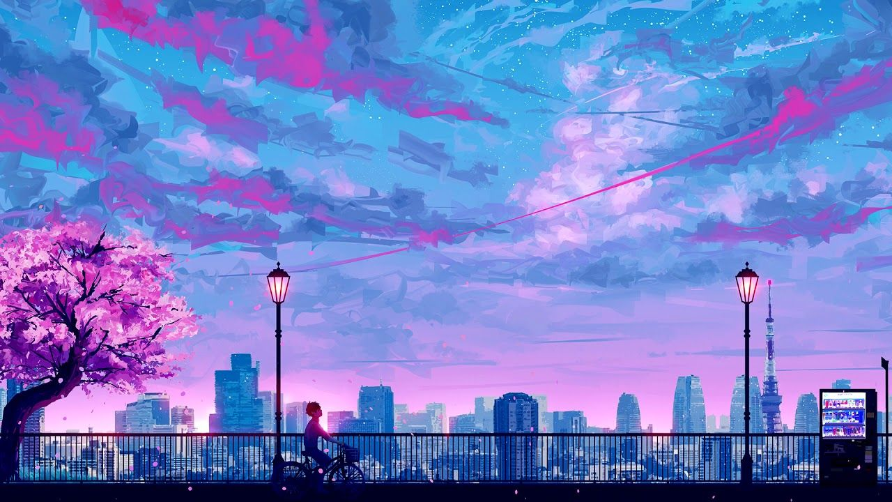 Fixh Maybe When Vaporwave Art Retro Design Cityscape Wallpaper Desktop Wallpaper Art Scenery Wallpaper