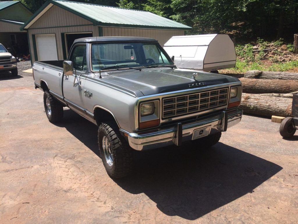 1985 Dodge W250 | American cars for sale | Pinterest | Cars
