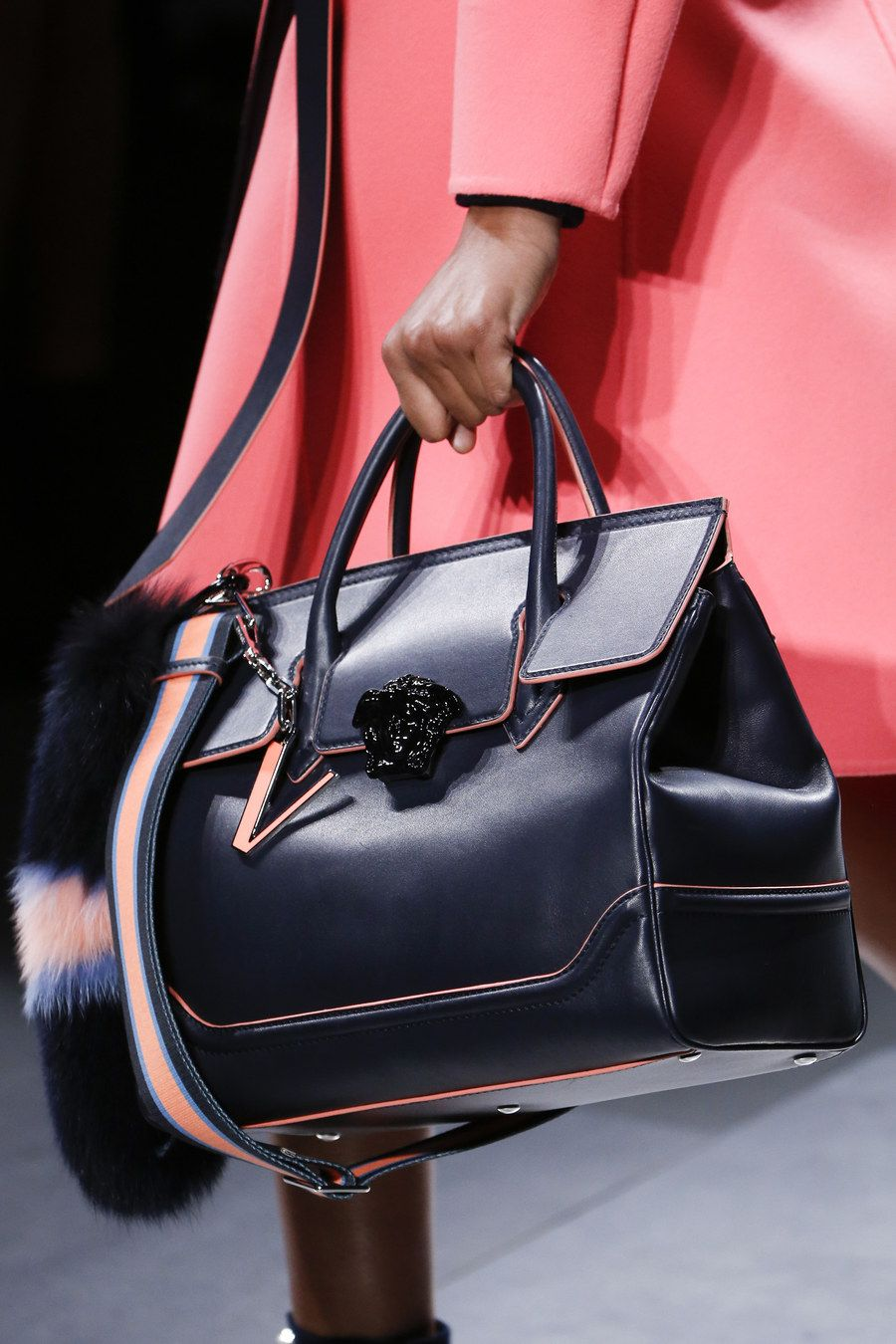 Versace   It s In The Bag, a curated collection of handbags inspirations  selected by Verge 6232eb3f623