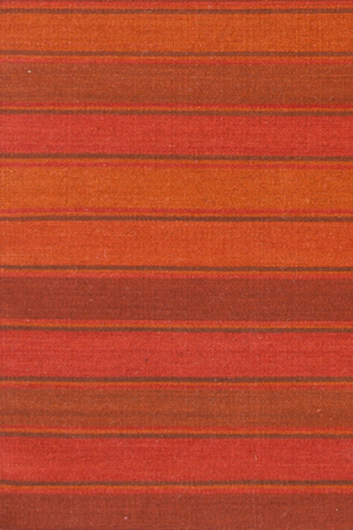 Dash Albert Julius Stripe Wool Woven Rug Live Out Loud Go For