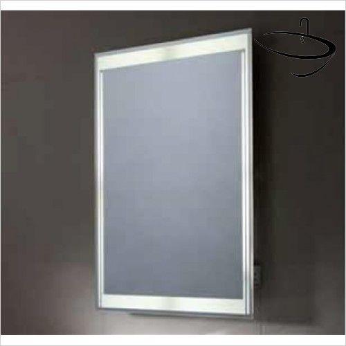 Tavistock Mirrors Equalise Backlit Mirror 600 X 800 X 50mm Mirror Bathrooms Online Backlit Mirror