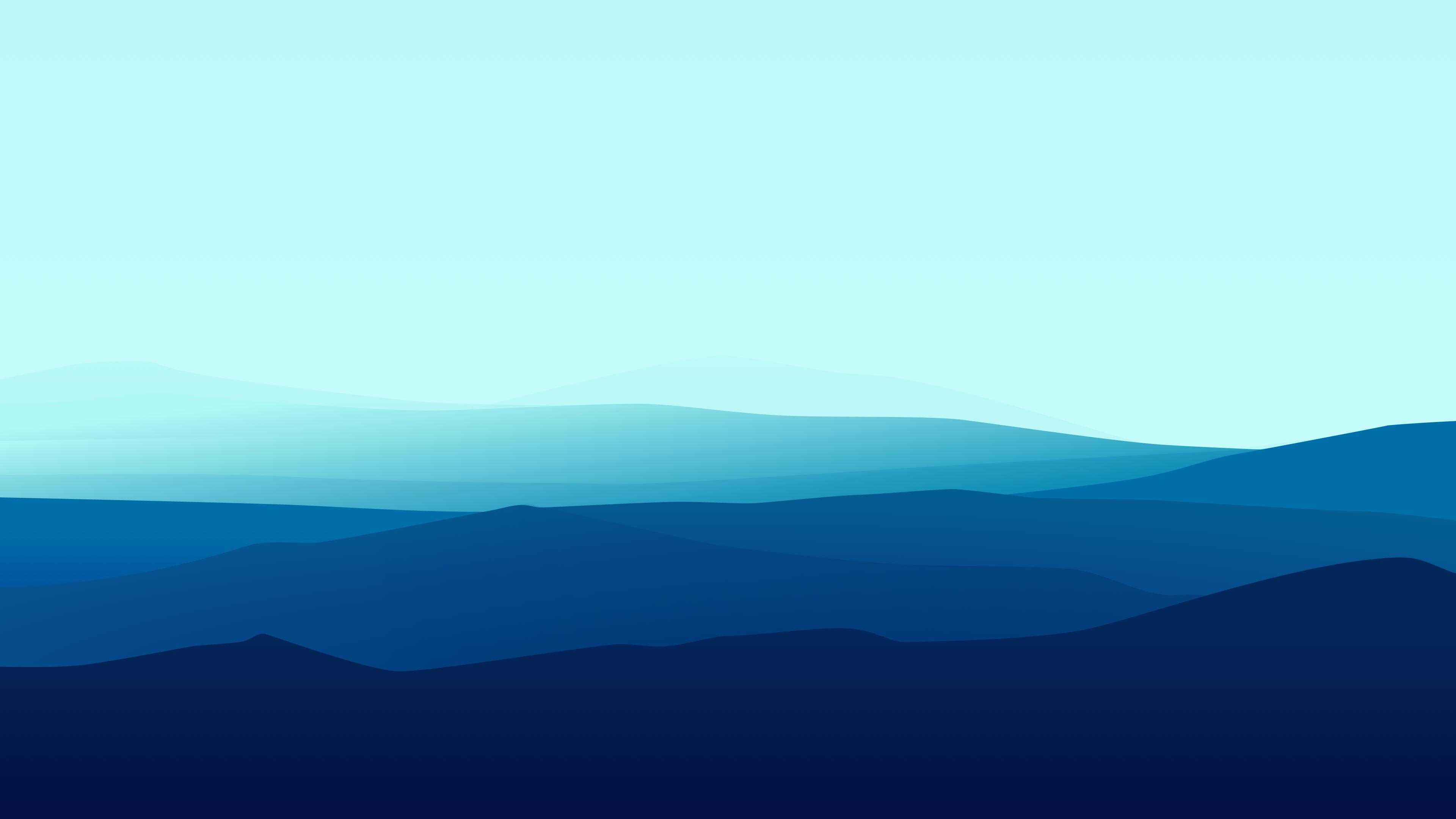 Minimalism Mountain Peak Full Hd Wallpaper: Alex-Muench-Minimalist-Wallpaper-Desktop-1920x1080.png