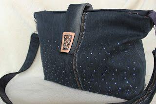 3c65d6da64d8 сумка своими руками, сумка из джинс,сумка через плечо, сумка-почтальонка,