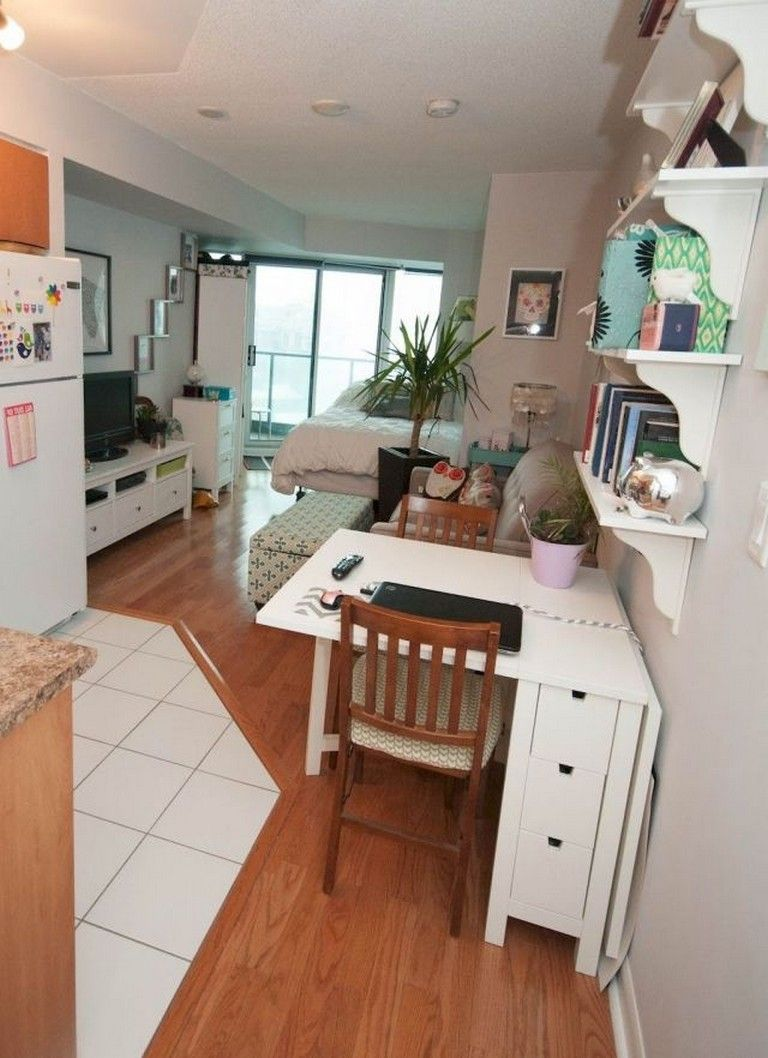 Beautiful First Home Decorating Ideas On A Budget: First Apartment Decorating, Studio Apartment