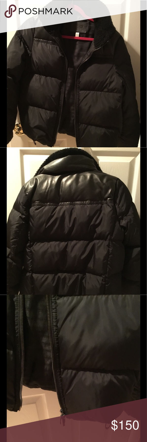 Coach Puffer Jacket Jackets Puffer Jackets Coach [ 1740 x 580 Pixel ]