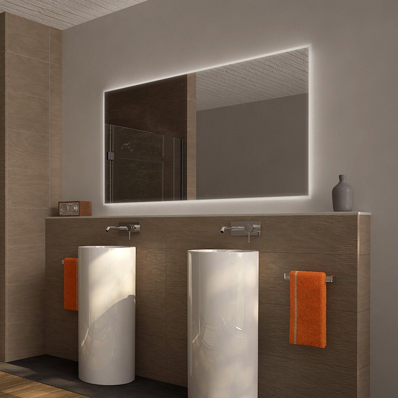 Badezimmerspiegel Konfigurieren Badezimmerspiegel Mit Led Zara