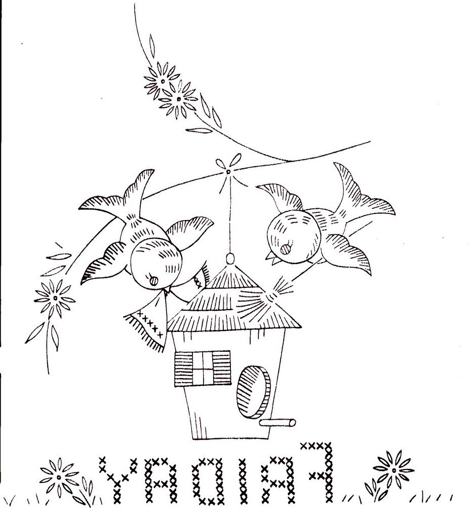 Vogart 709-7 | ✄ NA - Embroidery Patterns | Pinterest | Bordado ...