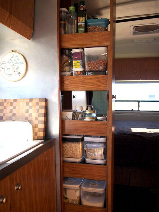 Photo of My Airstream Kitchen – Part 2: Planning, Prep & Preparation | blueflowers