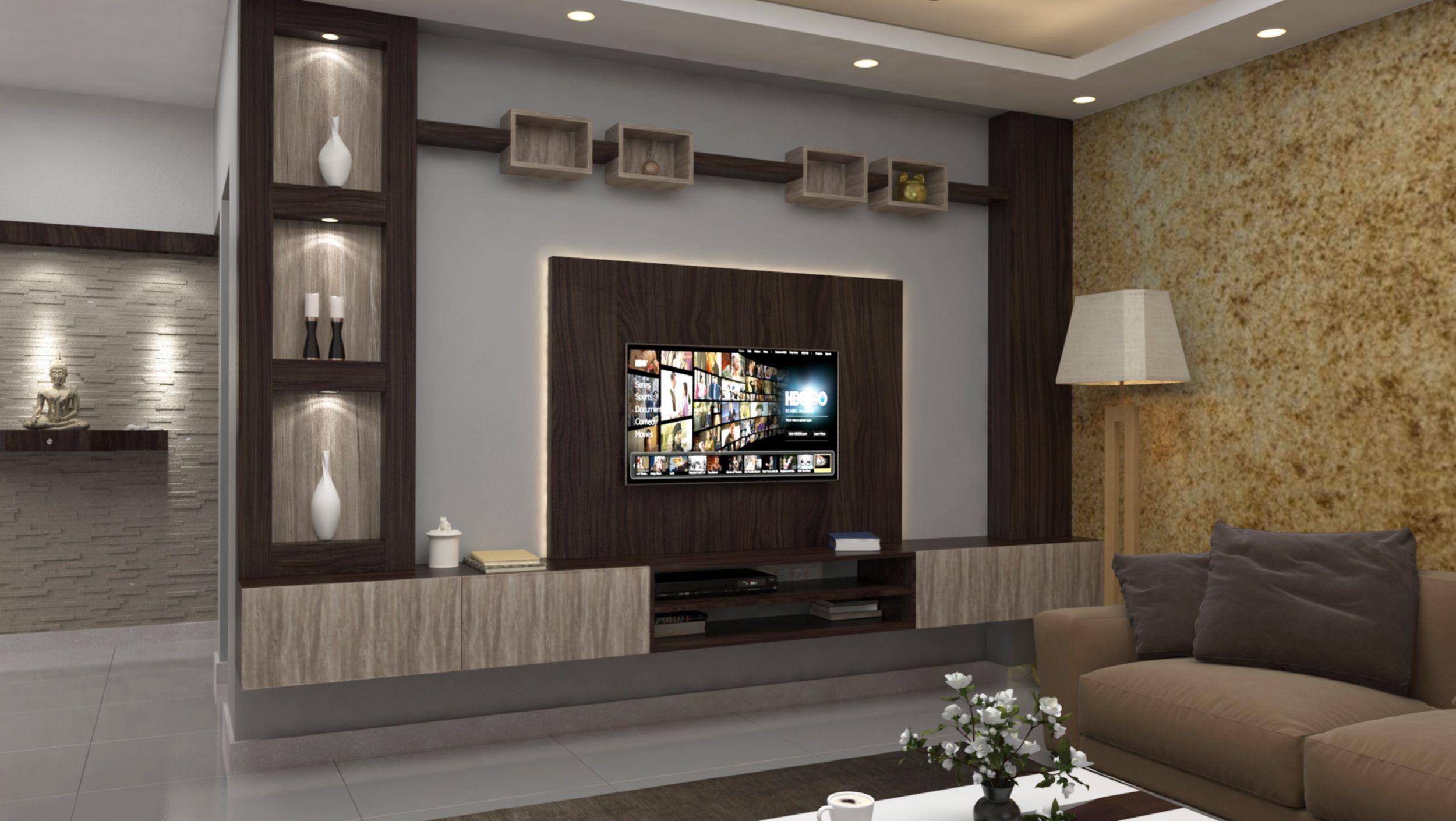 Best Amazing Design Top 10 Interior Designers In Bangalore Best Interior Design Modern Tv Wall Units Living Design