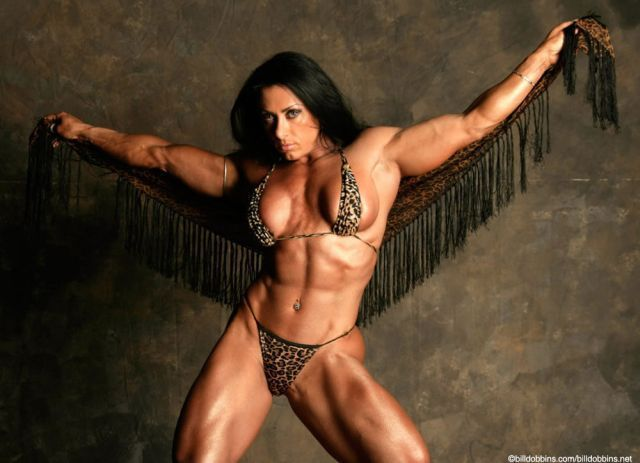 LOVE sexy body builder woman picture what nice