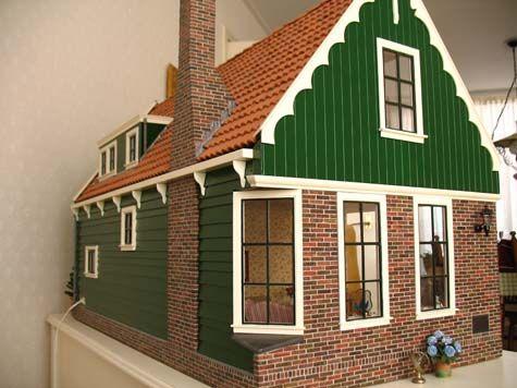 Vaak poppenhuis maken gratis bouwtekening - Google zoeken | poppenhuis @KV23