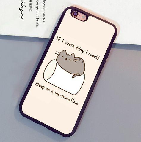 pusheen iphone 6 case