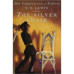 The Silver Chair // probably my favorite book from the Chronicles of Narnia.
