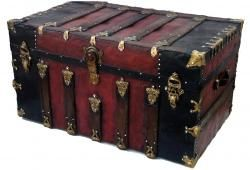 Vintage Luggage - Antique Trunks | Omero Home | trunks | Pinterest ...