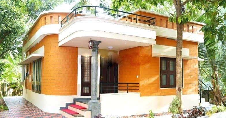 Habitat Homes Kerala Plan Square Feet 2 Bedroom Low Budget Home