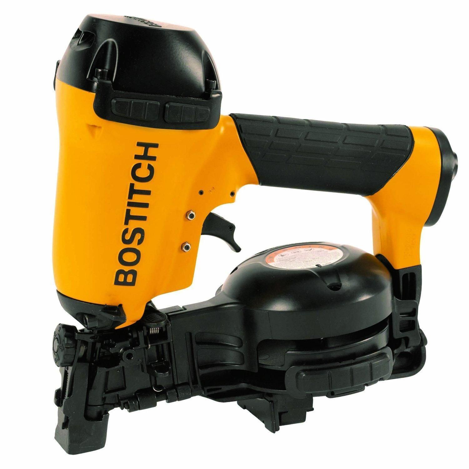 Details about Bostitch RN461 Coil Roofing Nailer