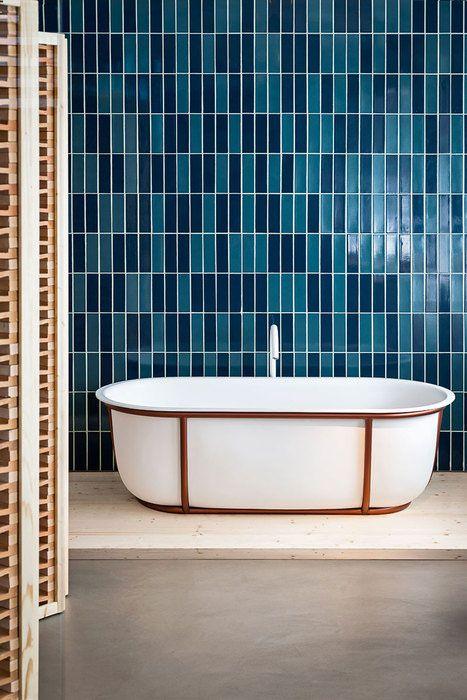 Cuna è la nuova vasca da bagno di Agape che celebra i 12 ...