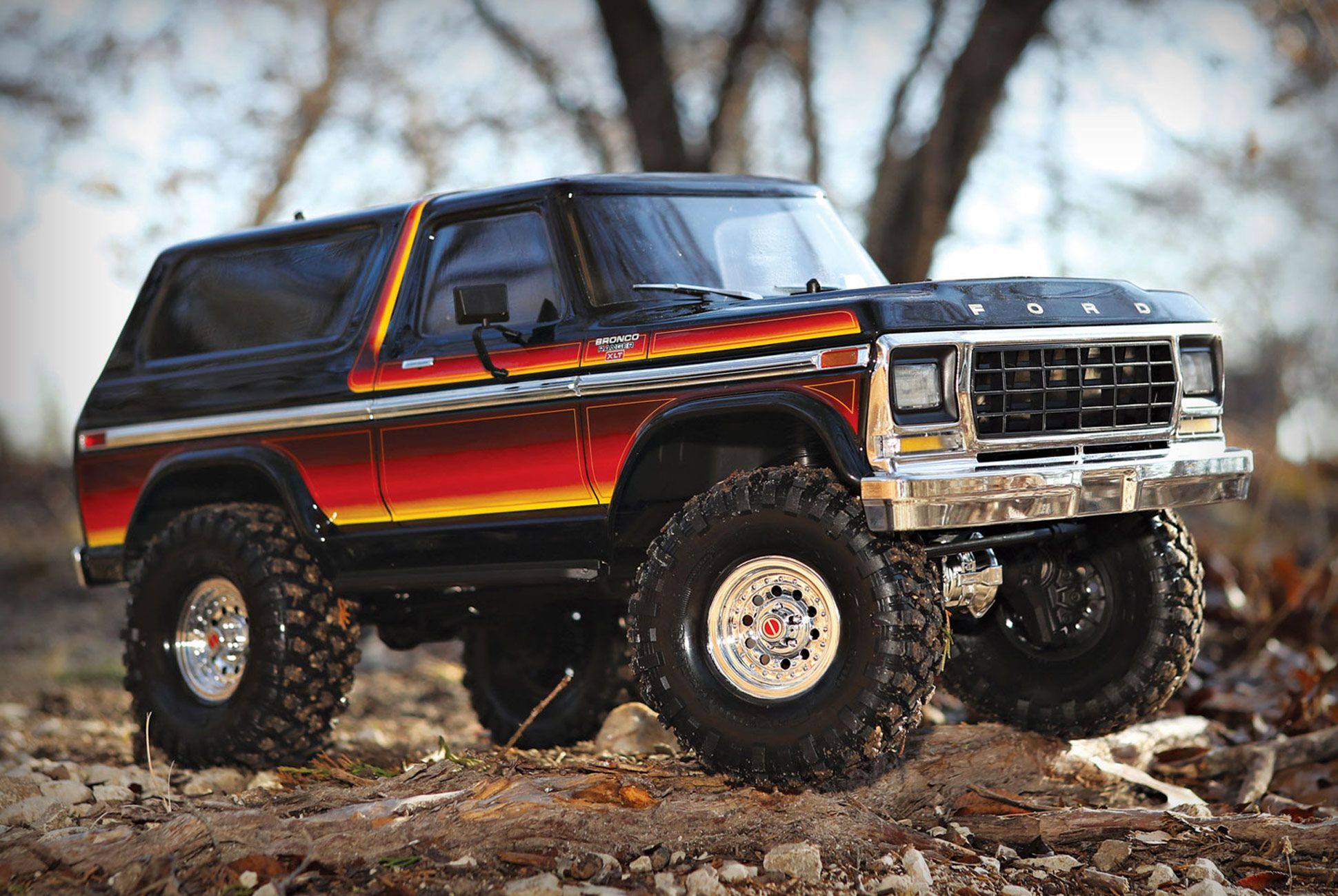 This Throwback Rc Bronco 4 4 Will Make You The Coolest Kid On The