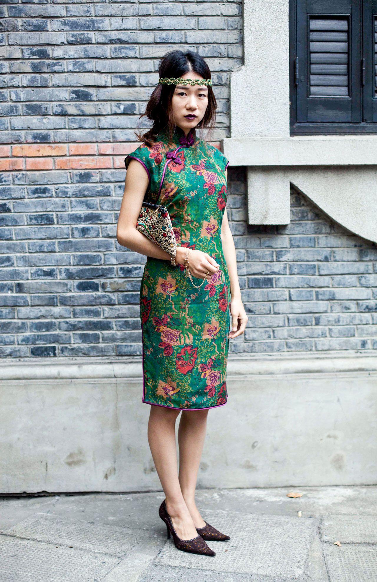 Bohemia Street Shanghai China Fashion Week Beijing 2 A Sight For Sore Eyes Pinterest