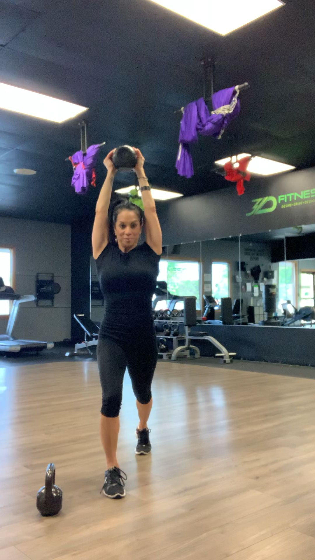 Simple effective Quick Kettlebell workout