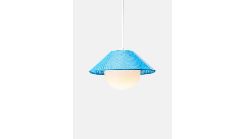 "AKOYA 14"" HANGING LAMP by RICH BRILLIANT WILLING"