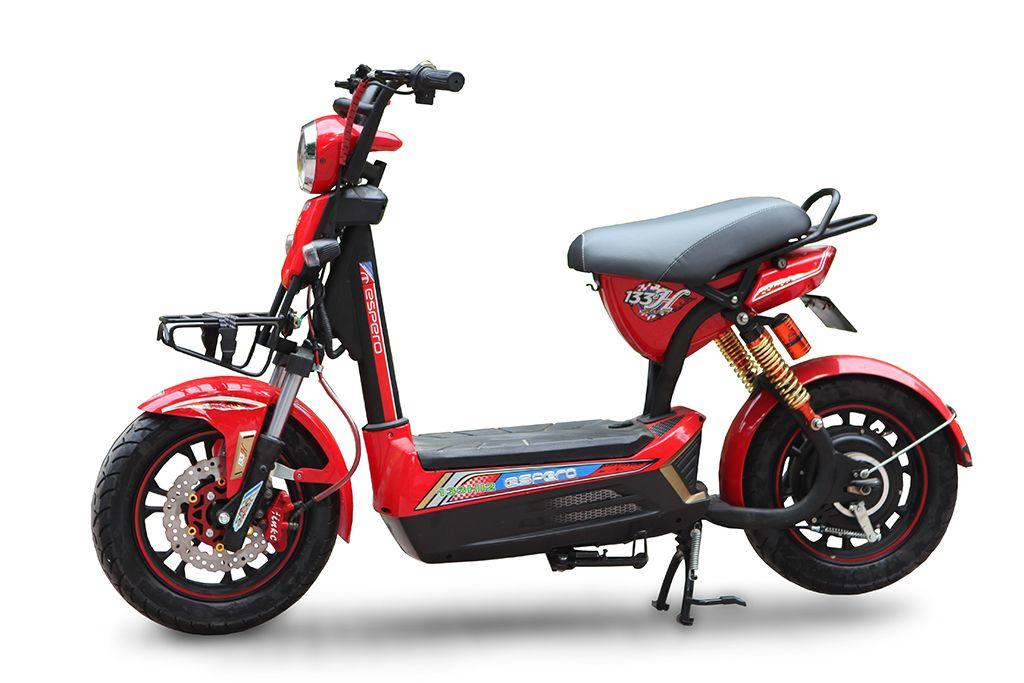 Xe điện 133h Phanh đĩa Xe đạp điện Xe đạp