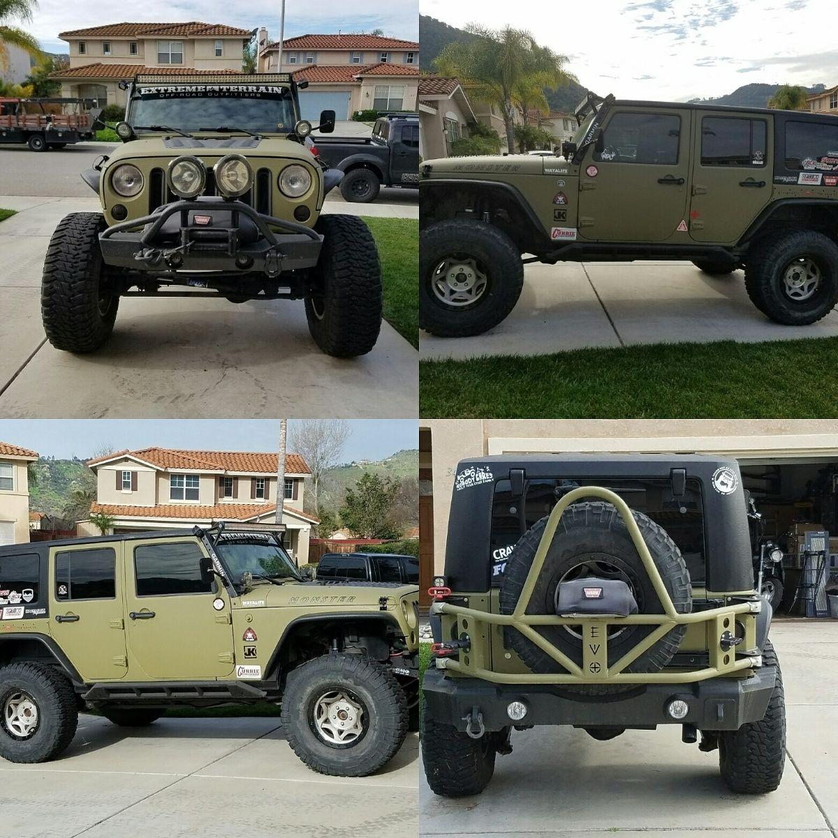 2009 Jeep Wrangler 4 Door 2009 Jeep Wrangler 4 Door Jeep Wrangler Jeep Wrangler