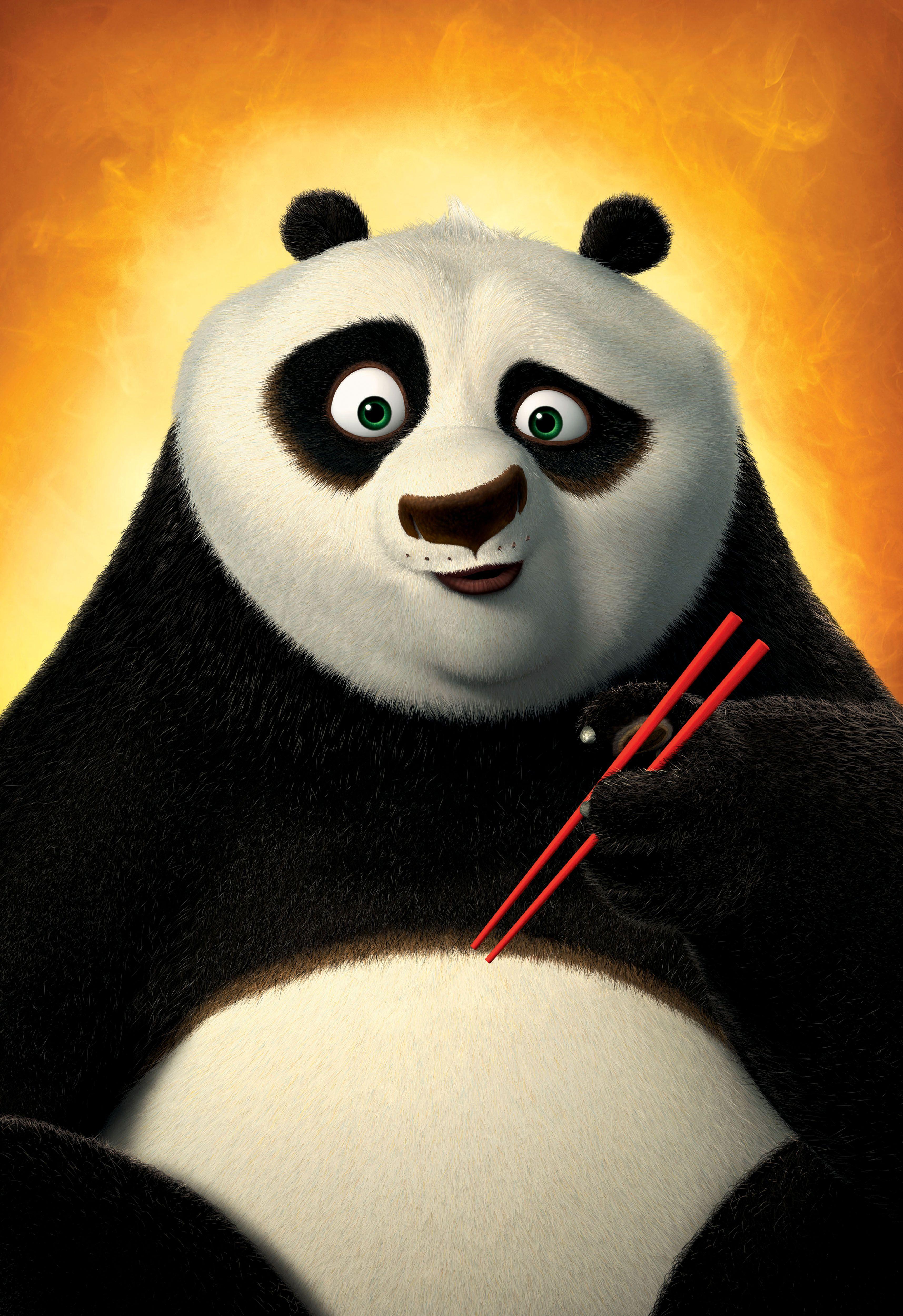 Pin von Artista auf NonDisney Movies Kung fu panda