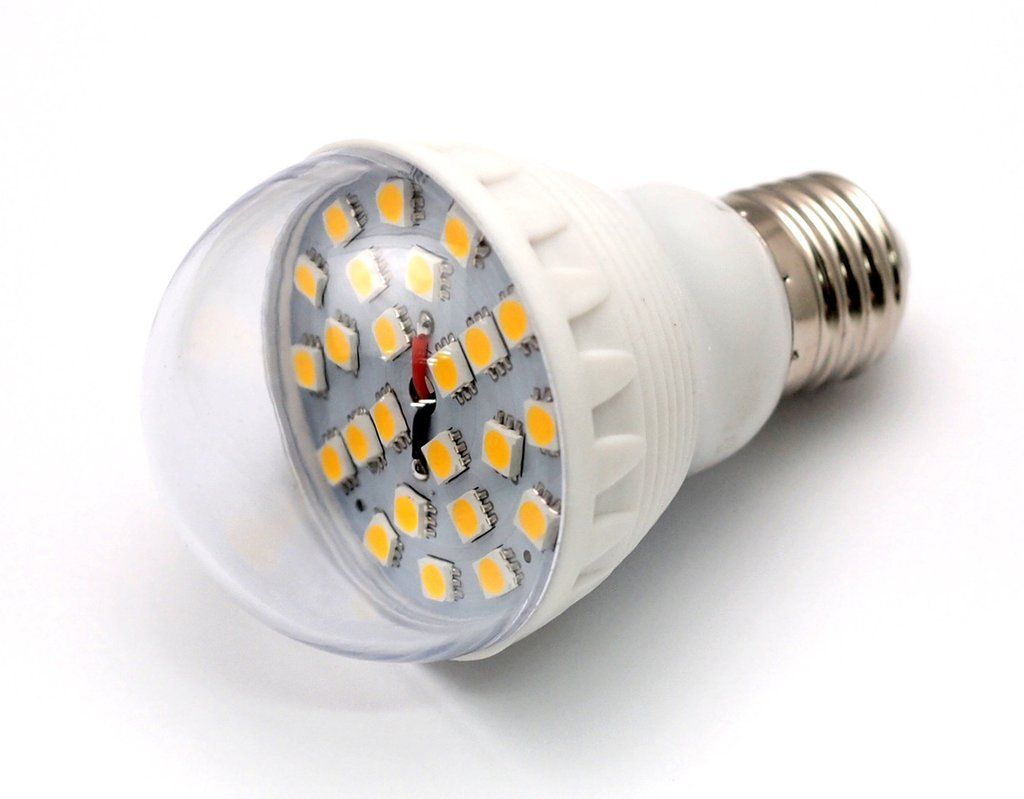 24x 5050 12v 5 5w Led Light Bulb E26 E27 Bc Base Solar Dc Lamp 12 Volt Caravan Lowvoltage Energysaving Led 1 Led Light Bulb Led Light Fixtures Light Bulb