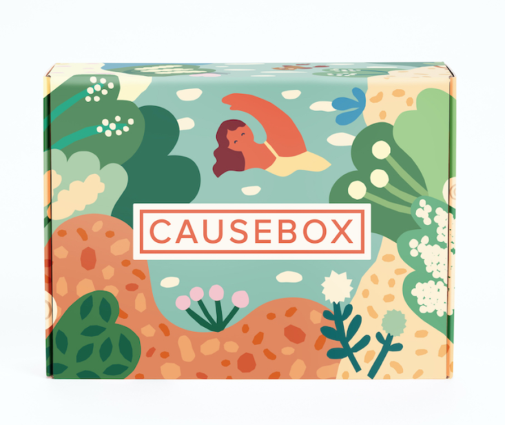 Causebox Summer 2020 Welcome Box Available Now Coupon Msa In 2020 Causebox Rose Gold Brush Set Facial Cleansing Device