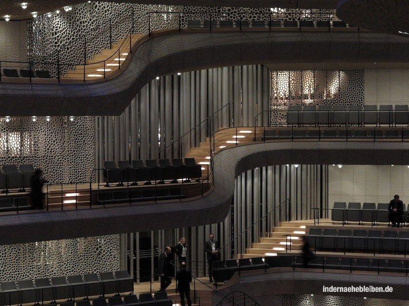 Gastbeitrag Aus Dem Innern Der Elbphilharmonie Hamburg Schone Stadte Deutschland Architektur